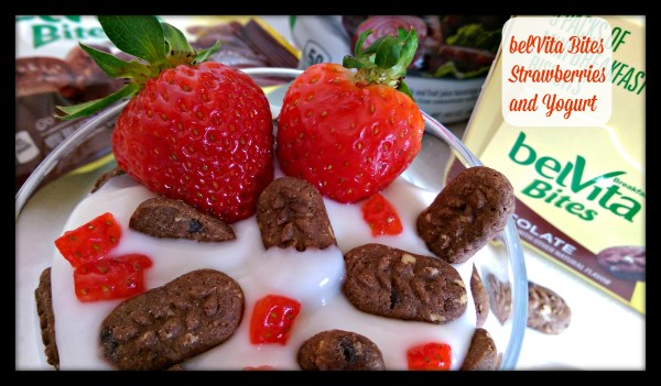 belVita-Breakfast-Bites-Chocolate-#cbias-#NewBreakfastRoutine-Strawberry-Yogurt