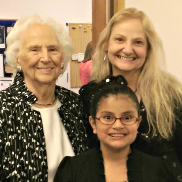 Grandma, Mommy, Daughter