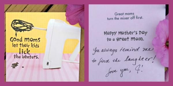 Hallmark Mothers Day JM #PutYourHeartToPaper
