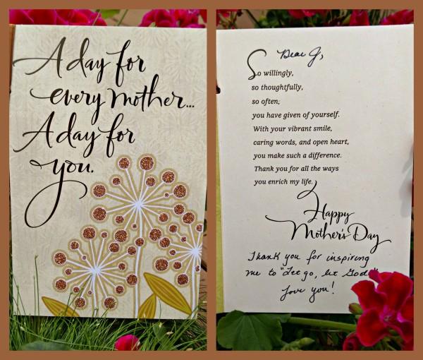 Hallmark Mothers Day JW #PutYourHeartToPaper