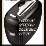 #IC #GiftFellowes #Sponsored Paper Shredder Perfect Gift for Dads and Grads