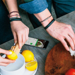 Jawbone UP Nutrition Tracking