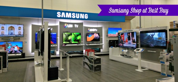 Samsung Shop at Best Buy