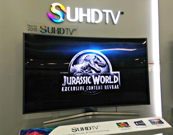 Samsung Shop at Best Buy Jurassic World