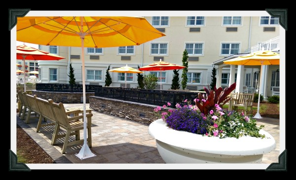 Fire Areas at Hotel Breakers Cedar Point