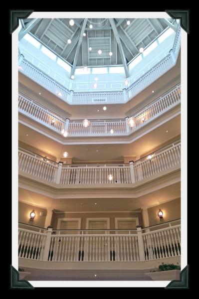 Hotel Breakers Cedar Point Atrium