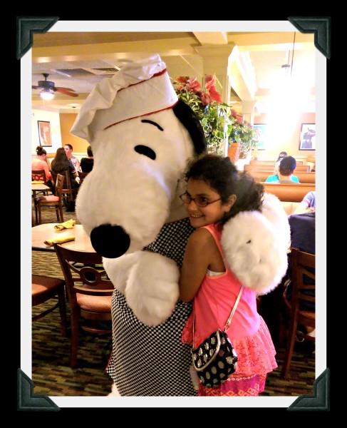 Hotel Breakers Cedar Point Snoopy