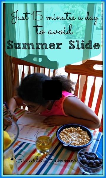 #IC #SmarterSummer Carson Dellosa Summer Slide