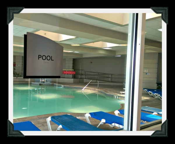 Indoor Pool Hotel Breakers Cedar Point