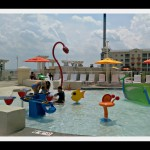Outdoor Kids Pool Hotel Breakers Cedar Point