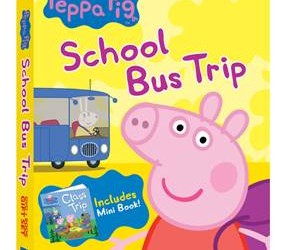 Peppa Pig Back to School