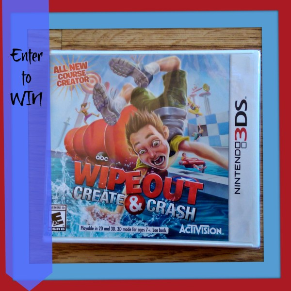 Wipeout Create Crash