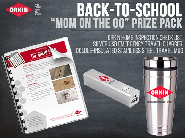 Orkin Prize Pack