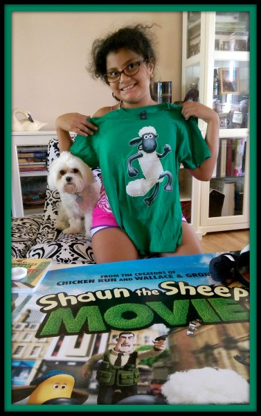 Shaun the Sheep Movie Prize Pack