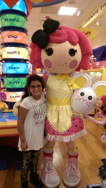 build a bear lalaloopsy