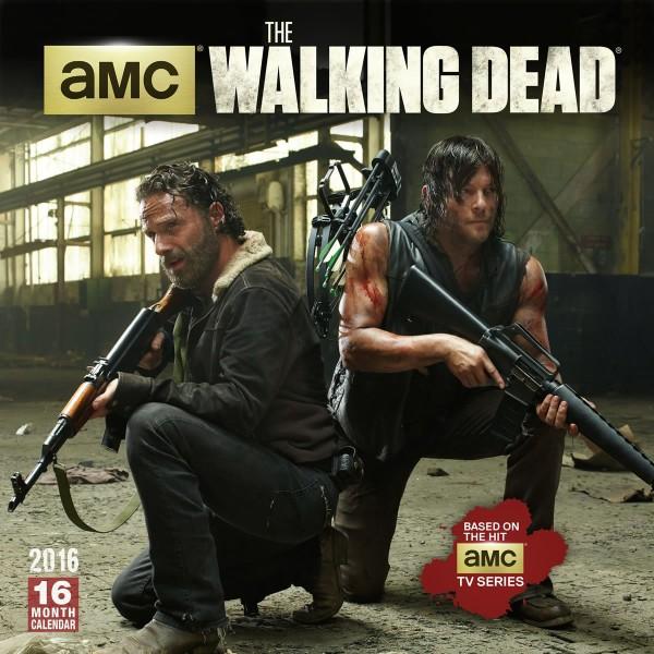 Walking Dead Calendar 1
