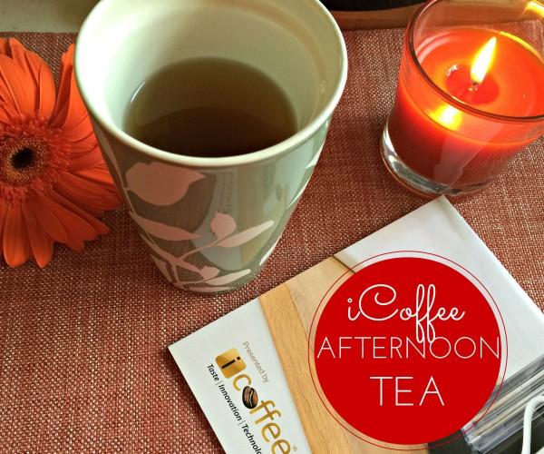 iCoffee Afternoon Tea