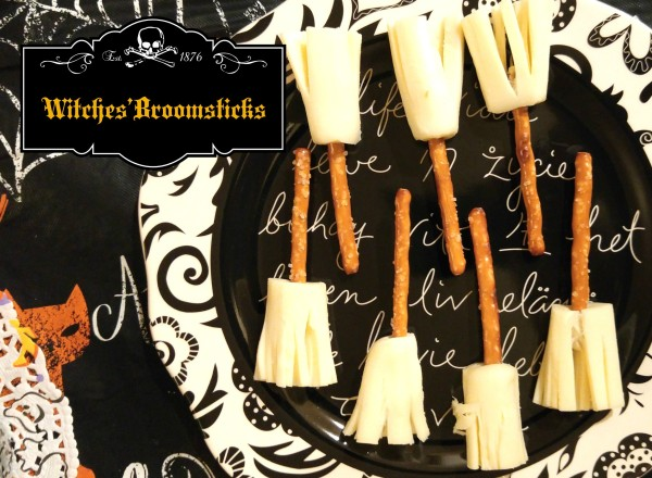 #MixInMonsterMash Witches Broomsticks