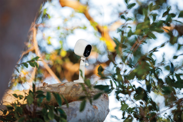 Arlo by Netgear with Secure Outdoor Camera Mount