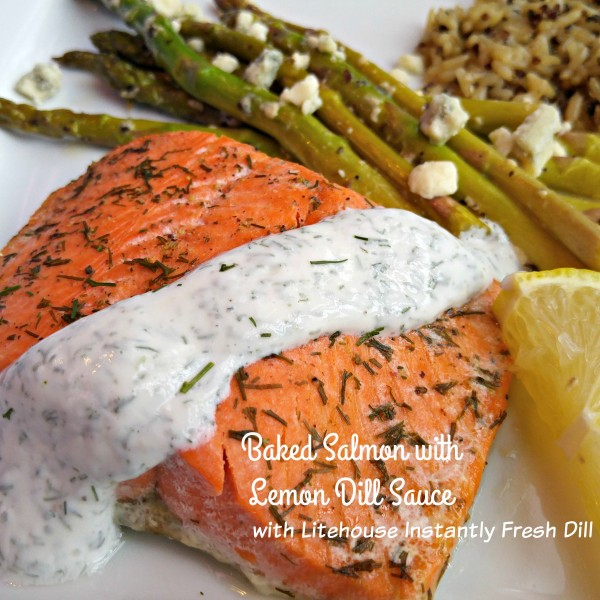 baked salmon with dill sauce roasted salmon with dijon dill sauce