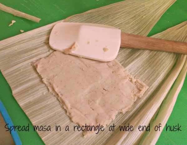 Chipotle Lentil Holiday Tamales Spread Masa #VivaLaMorena #cbias
