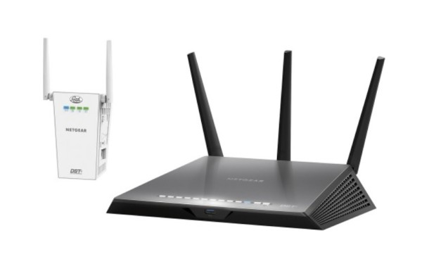 Netgear Nighthawk Router with DST