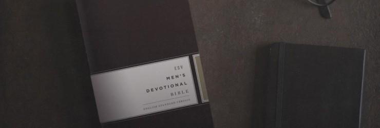 esv men's bible