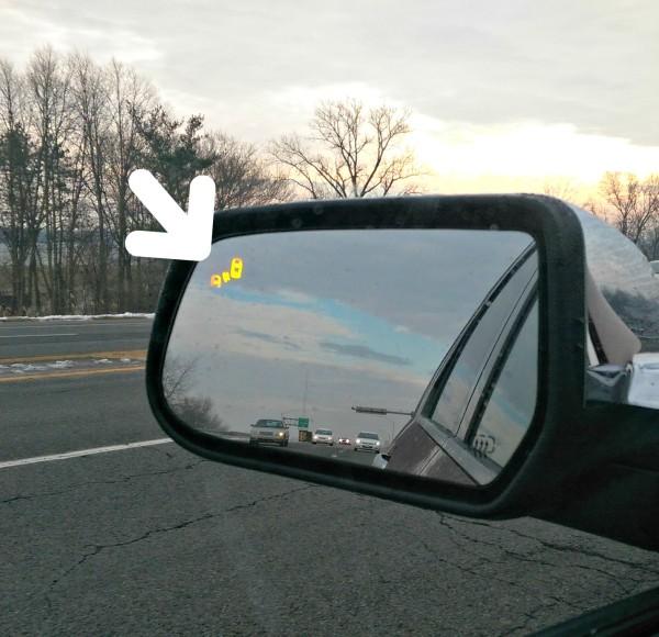 #ChevyShopsForGood Chevrolet Equinox Blind Spot Alert
