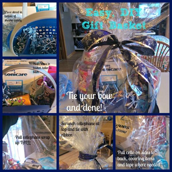 #GiftofPhilips Sonicare Gift Basket