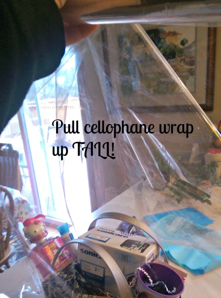 #GiftofPhilips Sonicare Gift Basket Cellophane