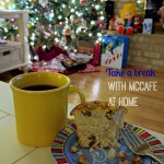 McCafe Take A Break #McCafeAtHome #IC
