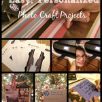 #SaveYourMemories 3 DIY Easy Personalized Photo Craft Projects