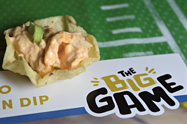 #GameDayMVP Jewel Buffalo Chicken Dip Big Game