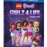 Lego Friends Girlz DVD