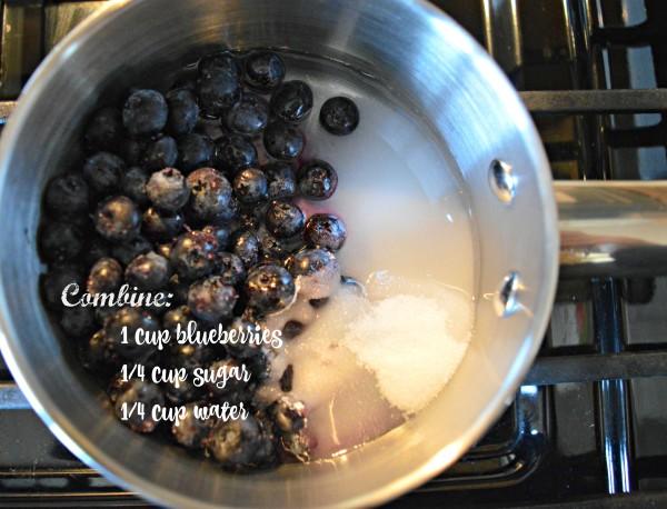 #MangiaTonight #cbias Bertolli Blueberry Flavored Syrup 1