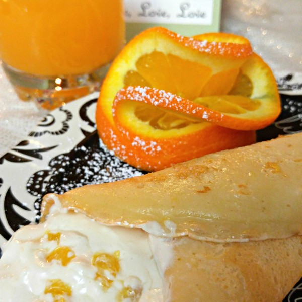 Tampico Orange Blossom Crepes Close Up #LoveTampico