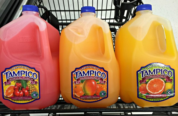 Tampico Orange Blossom Crepes Mango Punch Three In Cart #LoveTampico