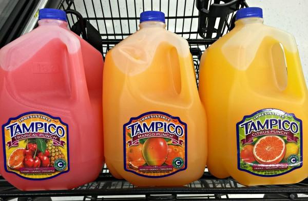 Tampico Orange Blossom Crepes Mango Punch Three In Cart #LoveTampico