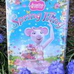 angelina ballerina spring fling dvd