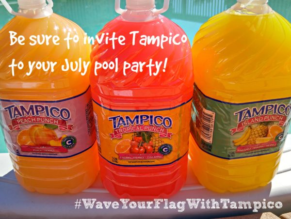 #WaveYourFlagWithTampico-Three-Flavors-Tampico-July