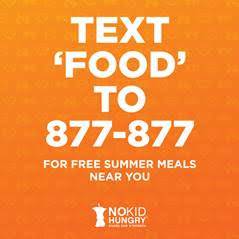 text food