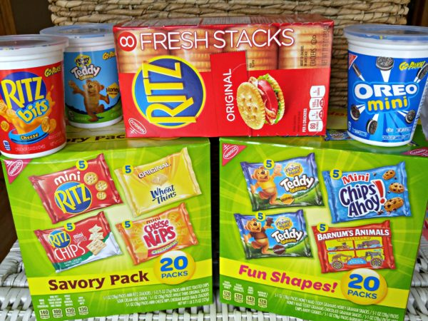 Snacks Make Back to School Easy #PackSnacksTheyLove #cbias