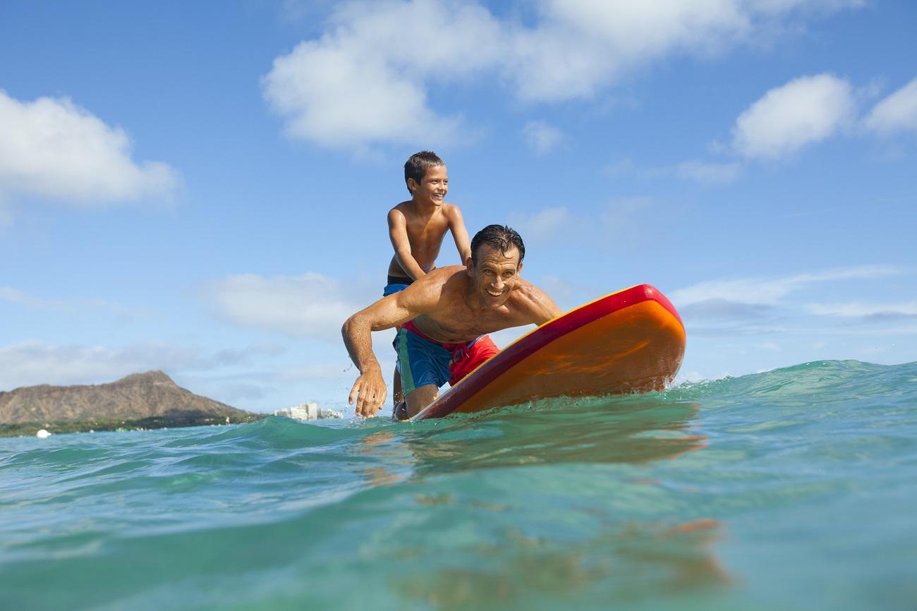 10 adults vacation in hawaii