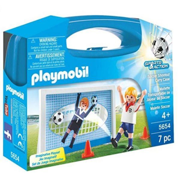 Playmobil Soccer Shootout