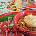 #MyWayToVeg MorningStar Farms Veggie Bowls #cbias 3 easy tips to survive homework